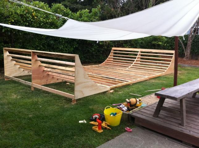 Download skateboard ramp diy plans diy free home bar plans for Skateboard chair plans